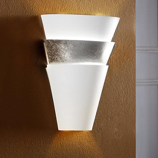 Applique LED 'Teurthéville-Hague' 1 xE14 Avec Ampoule Blanc Chaud