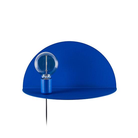 Applique Murale LED 'Auchel 525'Bleu 1 xE27