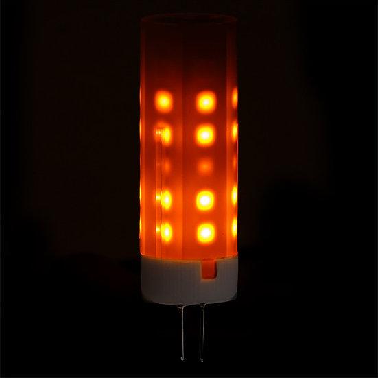 Ampoule LED G4 'Marques' 2W Effet Flamme
