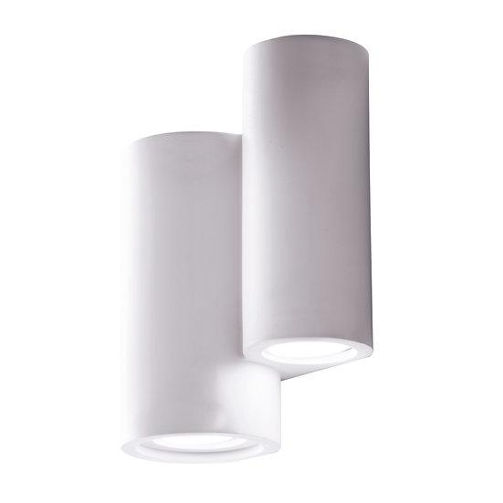 Applique Murale LED 'Doue' 4 xGU10 Sans Ampoule