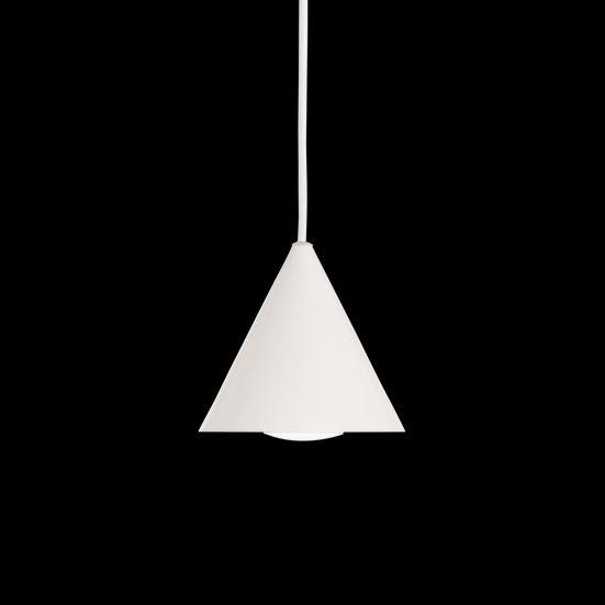 Suspension LED 'Bézouotte'Blanc 1 x GU10 Avec Ampoule
