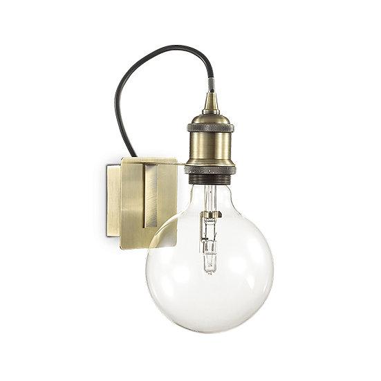 Applique Murale LED 'FRIDA' 1 xE27 Ampoules Non Fourni