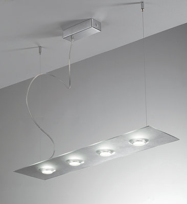 Suspension LED 'Clamerey' Dimmable 25.8W 3080Lm IP20 3000k Blanc Neutre