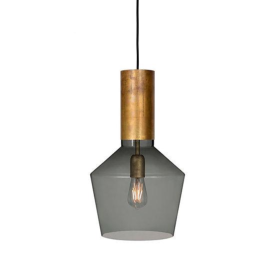Suspension LED 'Gavrelle' Enfumé 1 x E27