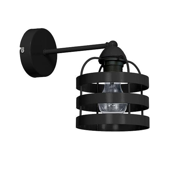 Applique Murale LED 'Andrezel' 1 xE27 Métal Sans Ampoule