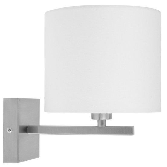 Applique LED 'L'étaux' 'Longchamps' /Abat Jour 18x15cm