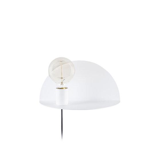 Applique Murale LED 'Auchel 518'Blanc 1 xE27