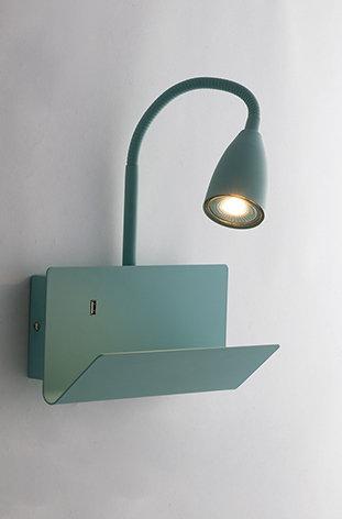 Applique Murale LED 'Esquerdes' 1 xGU10 Sans Ampoule