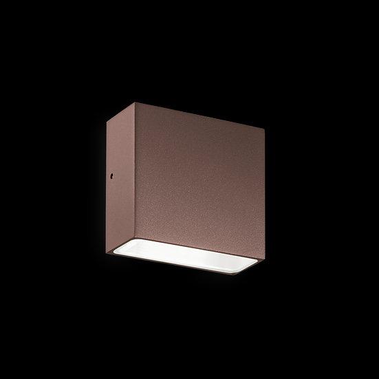Applique Murale LED 'Avosnes' Café 1x G9 IP44 Sans Ampoule