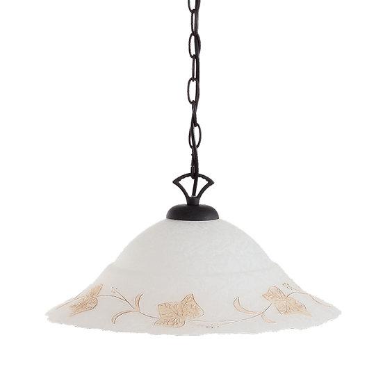 Suspension LED 'Criquetot-sur-Ouville' 1 xE27 Ampoules Non Fourni
