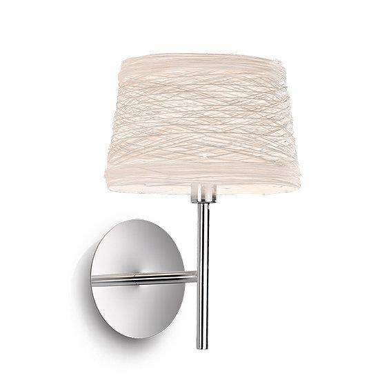 Applique Murale LED 'BASKET' 1 xG9 Ampoule Fourni