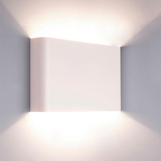 Applique Murale LED 'Arguenos'Blanc 2x G9 Sans Ampoule