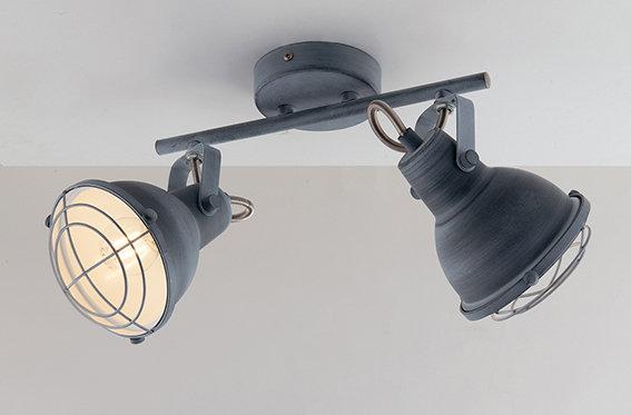 Applique Murale LED 'Estréelles' 2 xGU10 Sans Ampoule