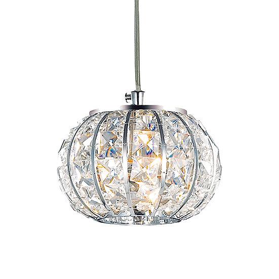 Suspension LED 'CALYPSO' 1 xG9 Ampoule Fourni