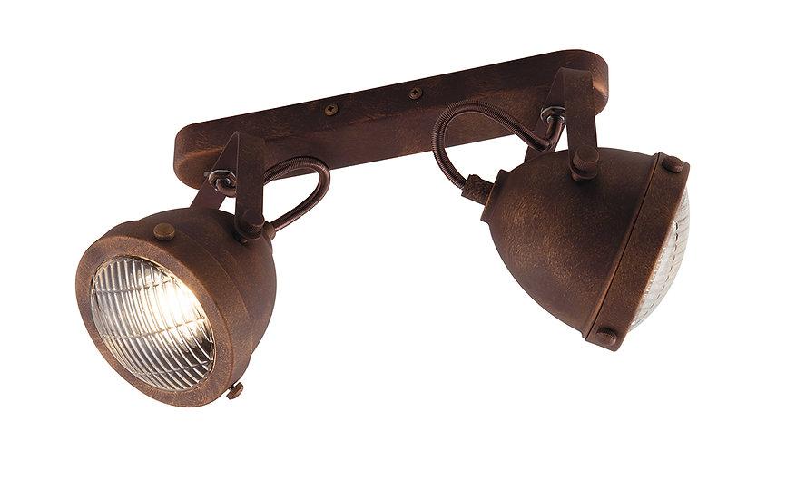 Applique Murale LED 'Fiefs' 2x E14 Sans Ampoule