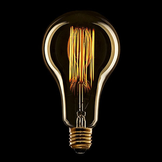 Ampoule Vintage 'Saint-Brice-de-Landelles' E27 A95 30W