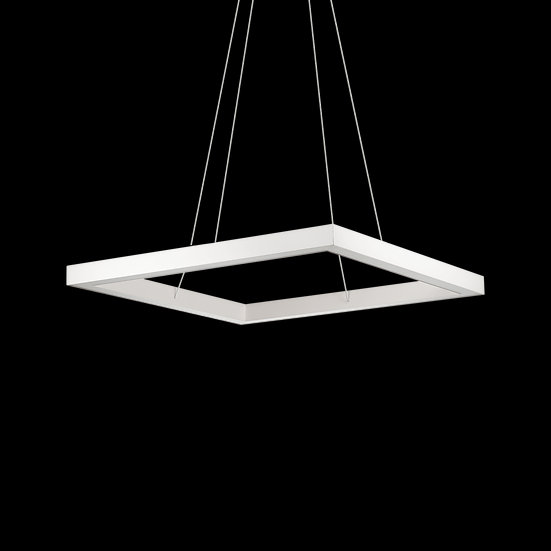 Suspension LED 'Franxault' Blanc 43W 2800Lm 3000k