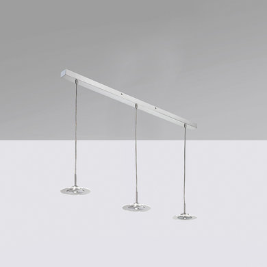 Suspension LED 'Chambain' Dimmable 18.9W 2400Lm IP20