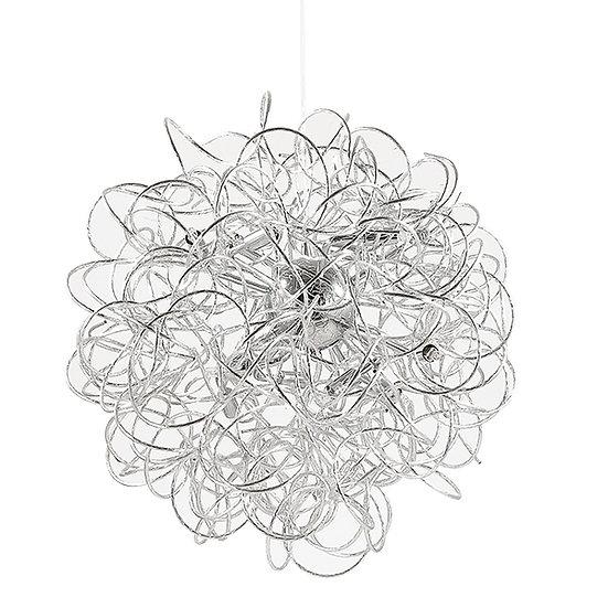 Suspension LED 'DUST' 12 xG9 Ampoules Fourni
