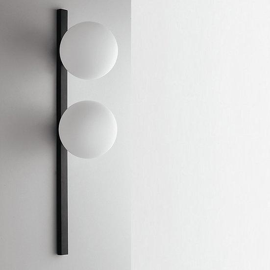 Applique Murale LED 'Floringhem' 2x E14 Sans Ampoule
