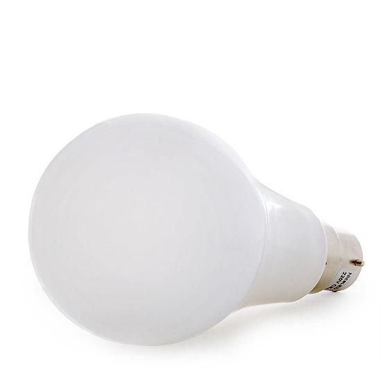 Ampoule LED 'Porcheville' Sphérique Aluminium / Pc B22 Baïonnette 5W 450Lm