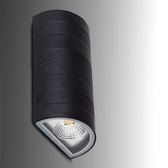 Applique Murale LED 2X3W 'Mouflaines' 600Lm IP54