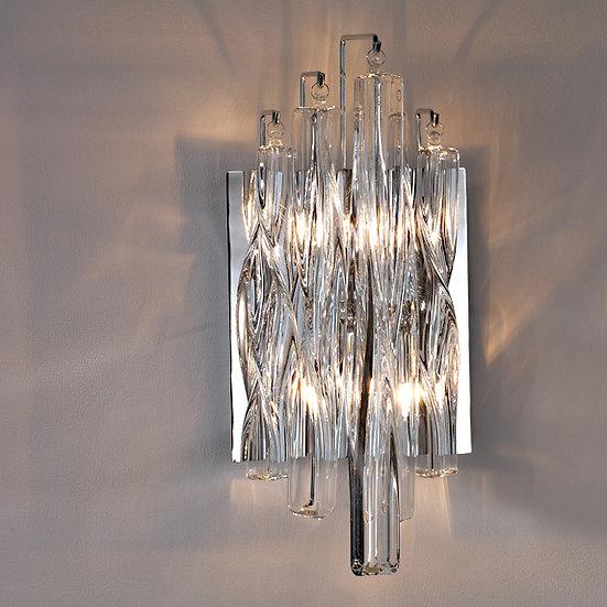 Applique LED 'Videcosville' 2x G9 Avec Ampoule Blanc Chaud