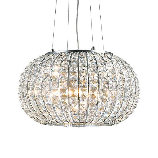 Suspension LED 'CALYPSO' 5 xE27 Ampoules Non Fourni