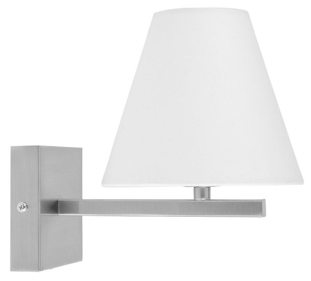 Applique LED 'L'étaux' 'Longchamps' /Abat Jour 7x15x16cm