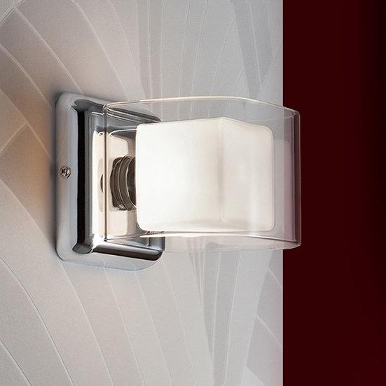 Applique LED 'Saint-André-de-l'Épine' 1x G9 Avec Ampoule Blanc Chaud