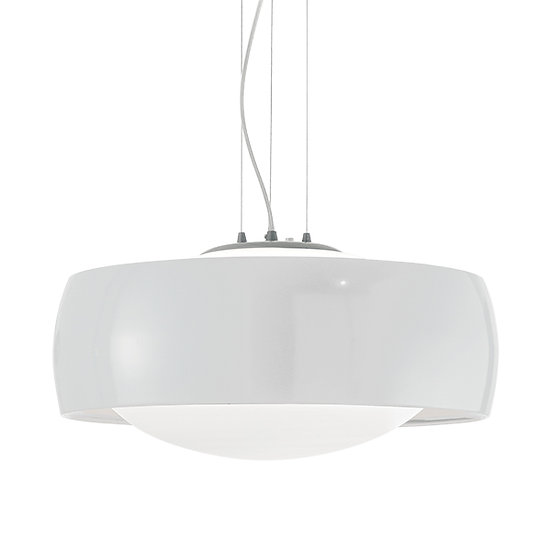 Suspension LED 'COMFORT' 1 xE27 Ampoules Non Fourni
