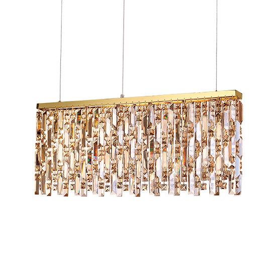 Suspension LED 'ELISIR' 6 xG9 Ampoules Fourni