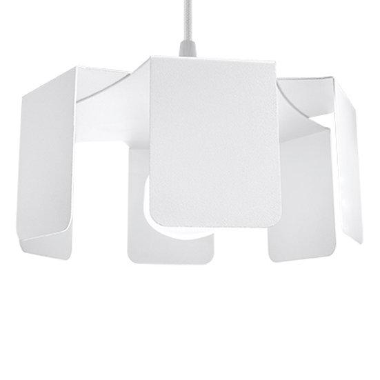 Suspension LED 'Essigny-le-Grand'Blanc IP20 1 xE27