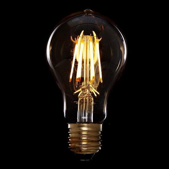 Ampoule Vintage LED 'Cauvignac' A60 6W E27
