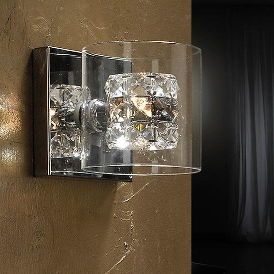Applique LED 'Saint-Germain-de-Tournebut' 1x G9 Avec Ampoule Blanc Chaud