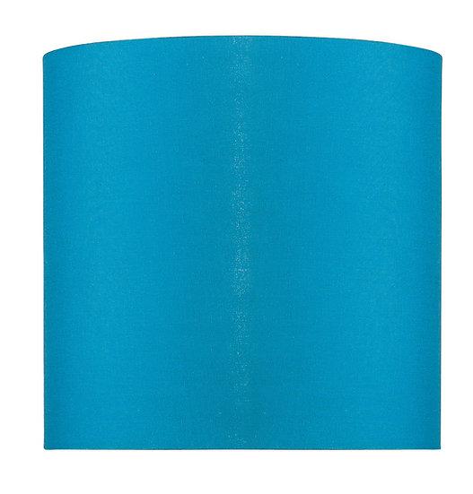 Abat Jour 'Gouville-sur-Mer' Lampe De Table/Chevet-Sol Coton Rond 25x25cm
