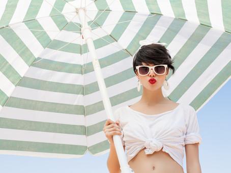 お肌の相談室:夏のスキンケア(お手入れの前に)