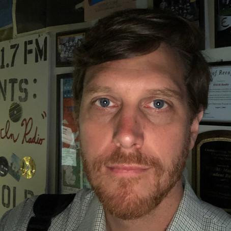 Listen: Greg on WPR, The Larry Meiller Show