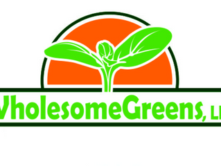 Wholesome Greens, LLC goes digital and online