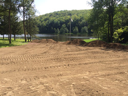 Rebuilding The Haft yard
