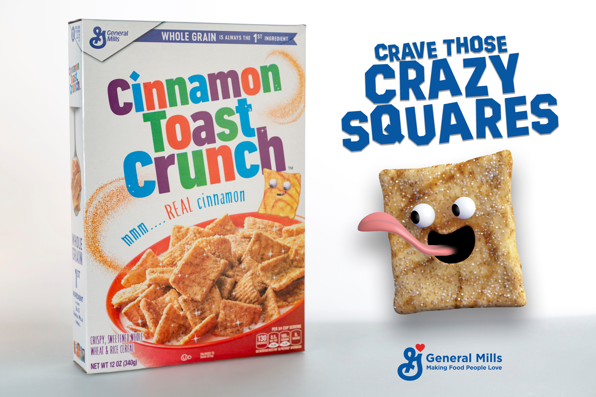 Cereal Ad