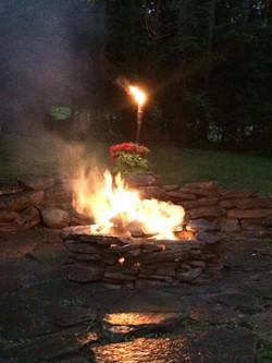 Fellowship around the Fire