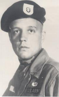 SFC Alan Boyer, Green Beret