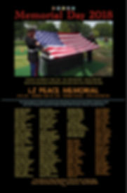 05-28-18  Memorial Day, 2018, poster, Bi