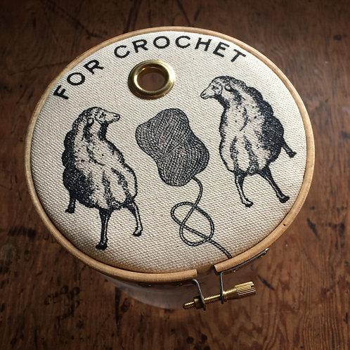 Crochet Dispenser