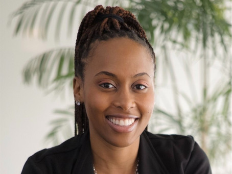 FinTech Female Fridays: Meet Founder & CEO, Carmelle Cadet