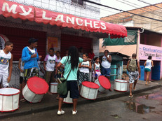 Asamblea and communication Saramandaia's participatory neighborhood plan. Ufba, Lugar comum