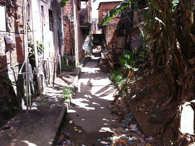 Office of the Saramandaia participatory neighborhood plan. Ufba, Lugar comum