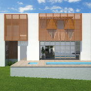 Detached House in Palmas in Tocatins, Brazil