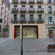 Bookstore in Barcelona